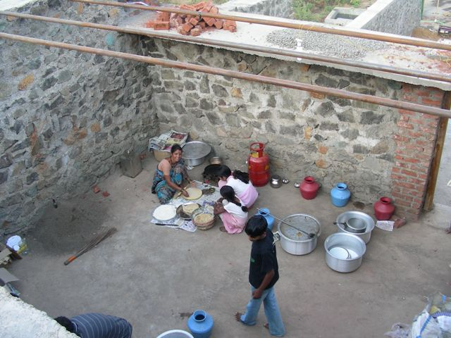 kitchen Shaolin Temple Malavali