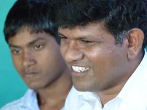 Picture of Satish and Uttam