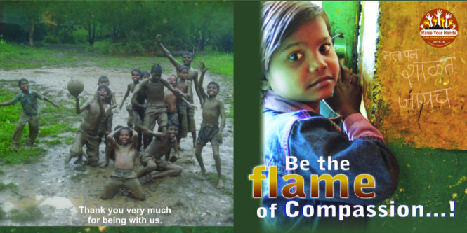 Be the flame of compassion-small